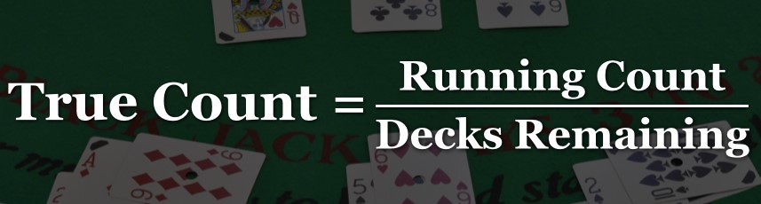 Liczenie kart do blackjacka