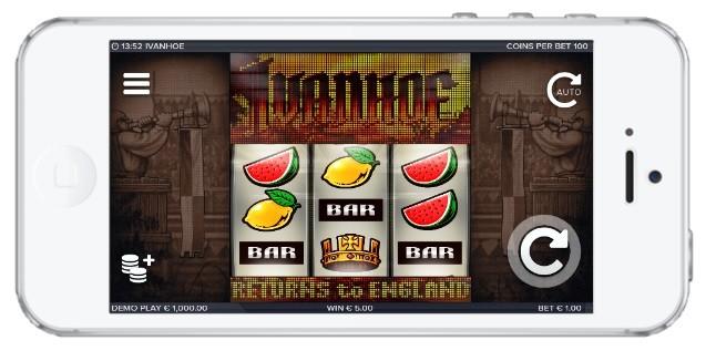 Mobilna gra kasynowa
