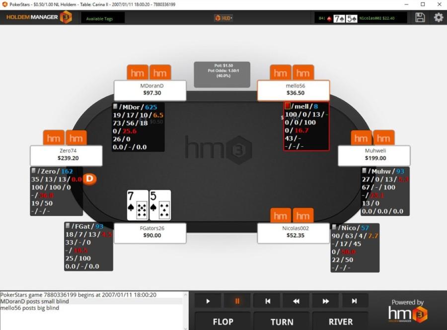 Oprogramowanie pokerowe