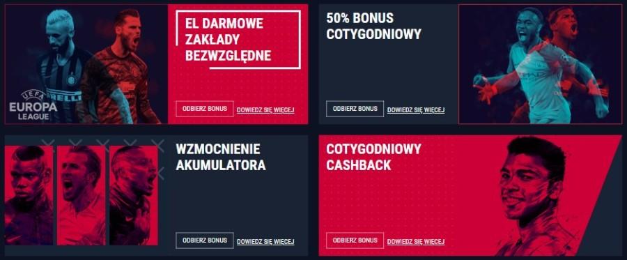 Bonusy kasyn online Rabona