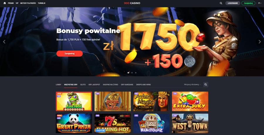 Przegląd Joo Casino