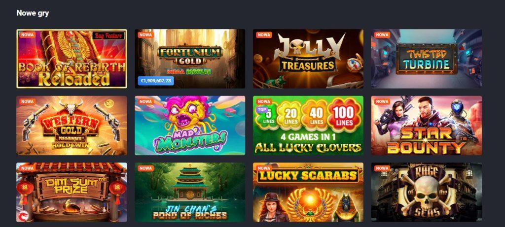 joo casino nowe gry