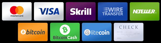 Metody płatności w kasynie online