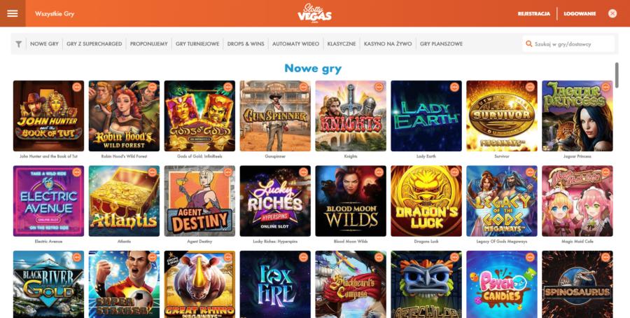 Slotty Vegas Slot