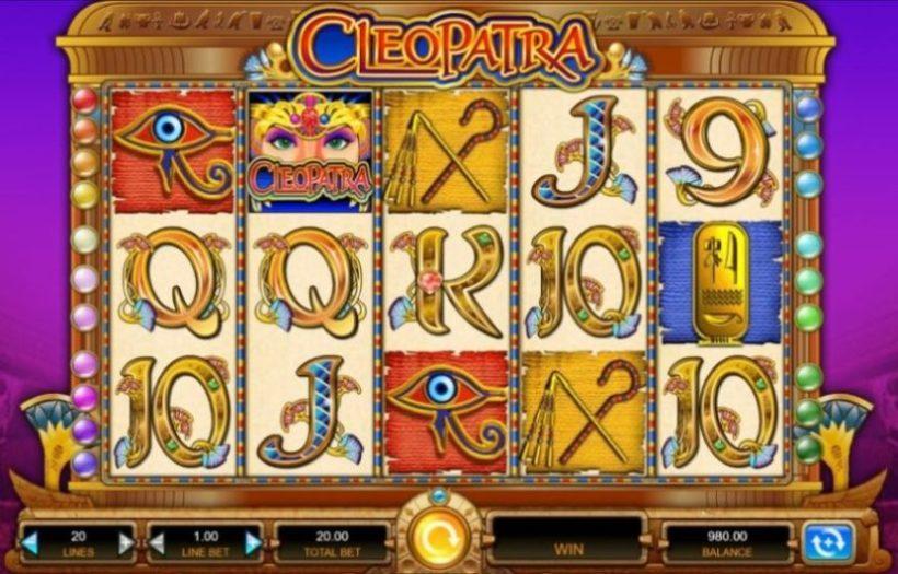 Gry kasynowe w Internecie