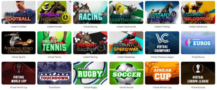 Zakłady sportowe w kasynie online