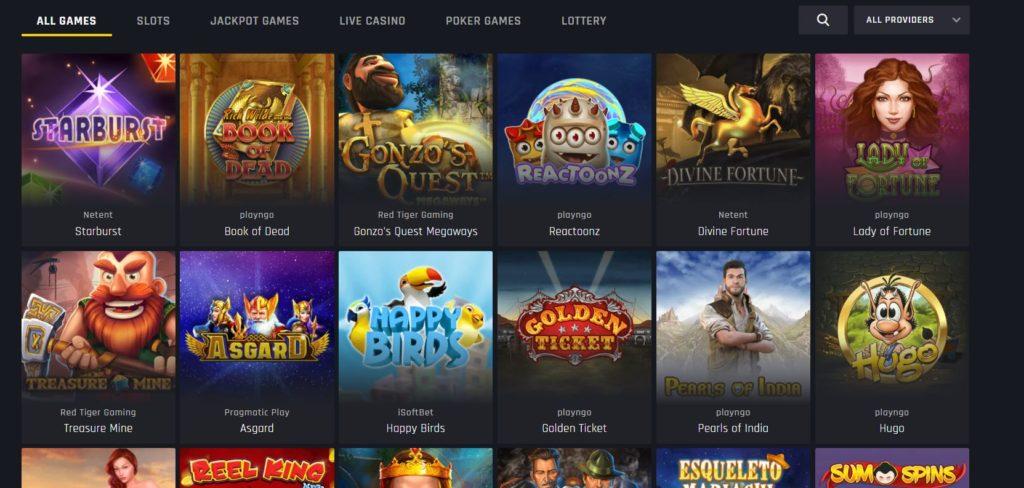 casinouniverse gry