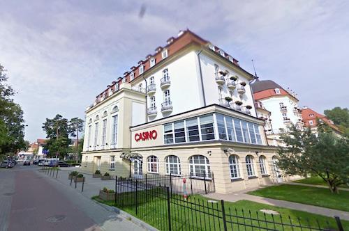 Kasyno w Hotelu Grand Sofitel